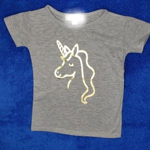 Other - Gray pony shirt